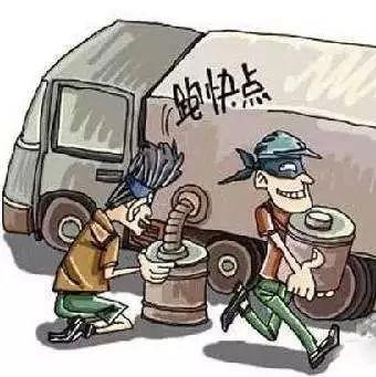 全国十大油耗子泛滥地区,此处停车需留心!建议相互转告