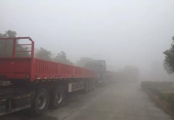 雾霾、能见度低如何行车?这份攻略拿走不谢~